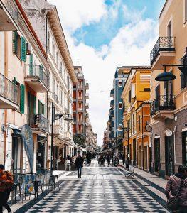 Alquiler de coches en Pescara
